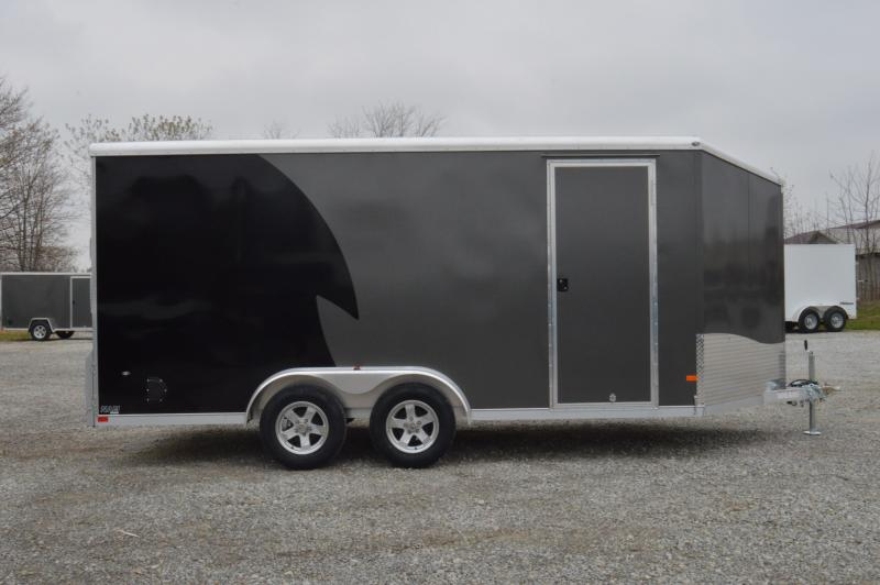 2020 NEO Trailers 7.5X16 NAM Enclosed Cargo Trailer