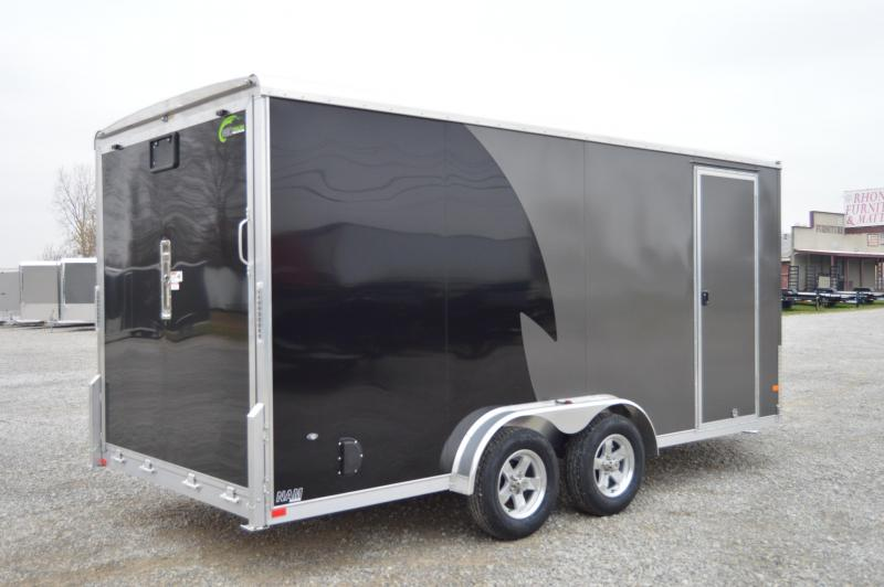 2020 NEO Trailers 7.5X16 NAM Enclosed Cargo Trailer