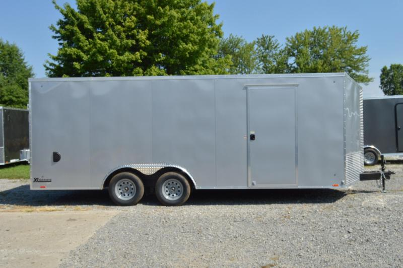2020 Cargo Express 8.5X20 XLW SE Enclosed Cargo Trailer