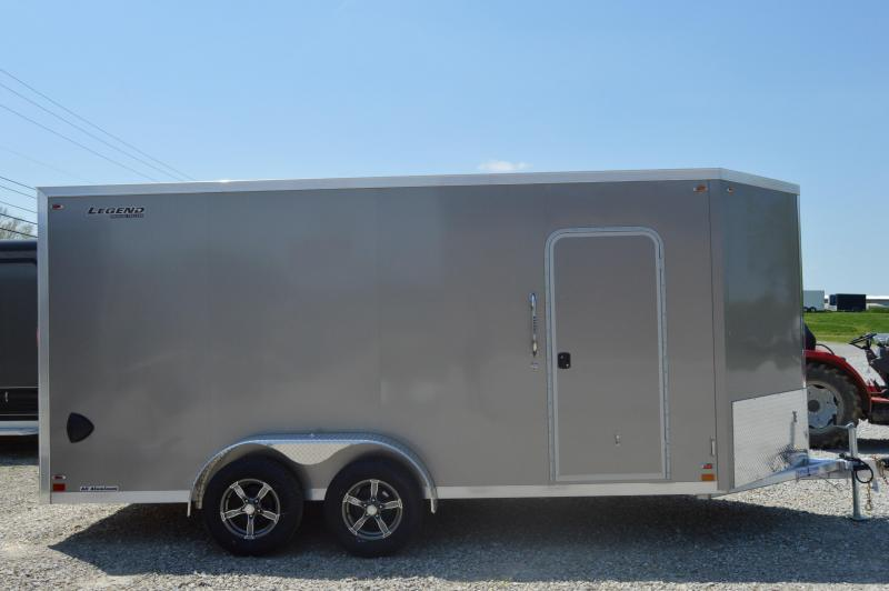 2020 Legend Trailers 7X19FTV Enclosed Cargo Trailer