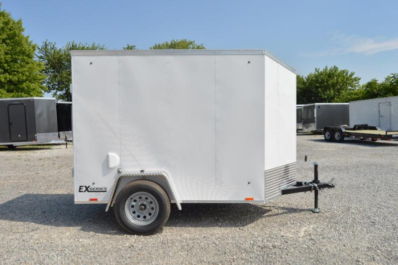 2020 Cargo Express 5x8 EX DLX Enclosed Cargo Trailer