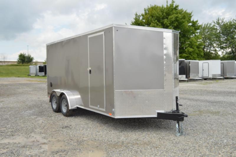 2020 Cargo Express  7X16 XLW SE Cargo Enclosed Trailer