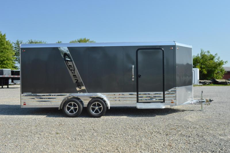2020 Legend Manufacturing 7x21 DVN Enclosed Cargo Trailer
