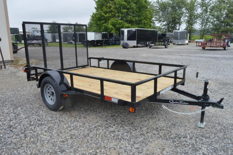 2020 Quality Trailers 77x10 Pro Series Utility Trailer