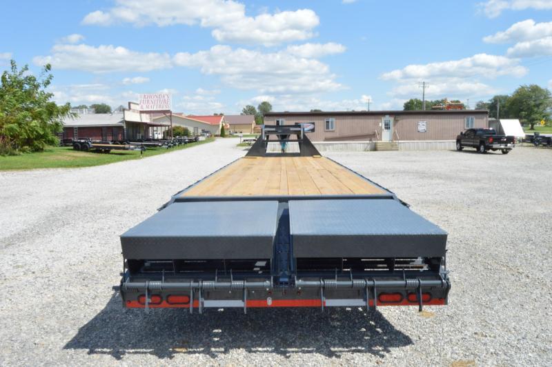 2020 Lamar Trailers 102x32 Deck Over Equipment Trailer