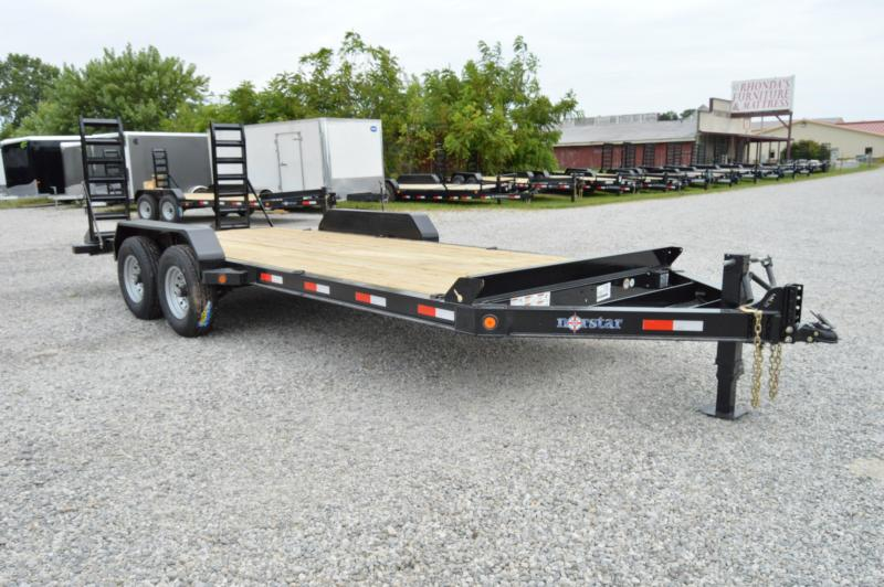 2020 Iron Bull 83X20 Equipment Trailer