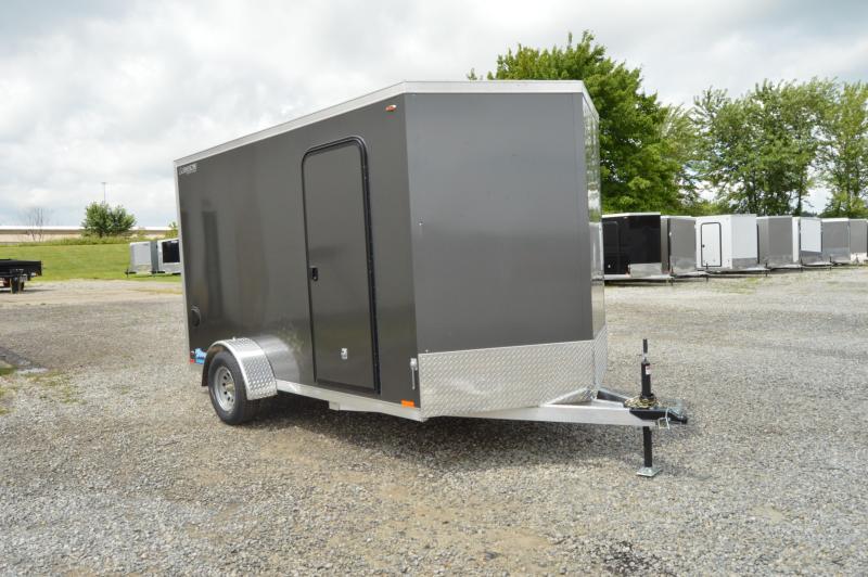 2020 Legend Manufacturing 7x14 TV Enclosed Cargo Trailer