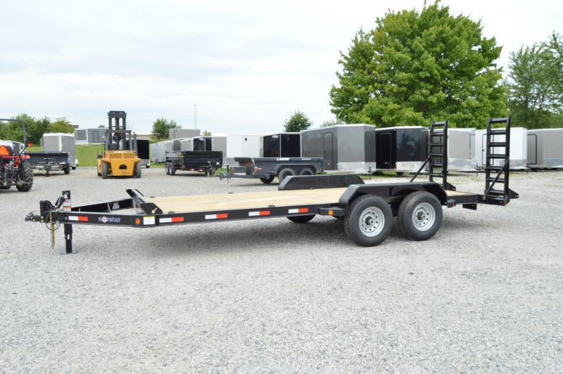 2020 Iron Bull 83X20 Equipment Trailer