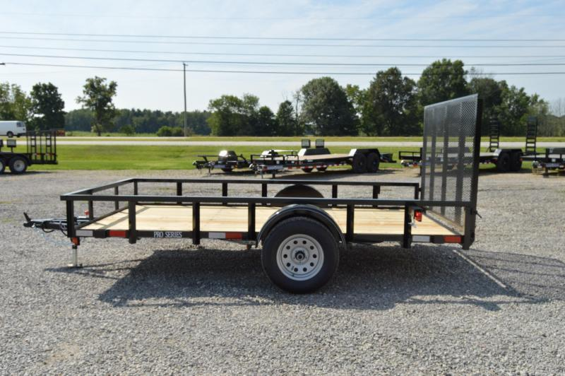 2020 Quality Trailers 77x12 Pro Series Utility Trailer