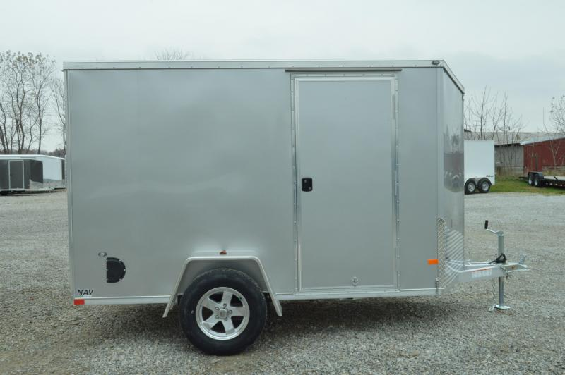 2020 NEO Trailers 6X10 NAV Enclosed Cargo Trailer