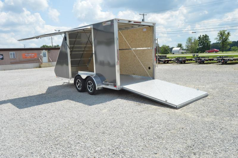 "2020 Legend Manufacturing 7X17 ""All Sport UTV Hauler""  Trailer"