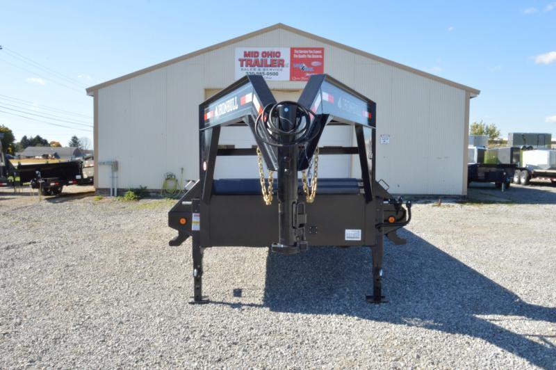 2020 Iron Bull 10X24 Tilt Dck-Over Equipment Trailer
