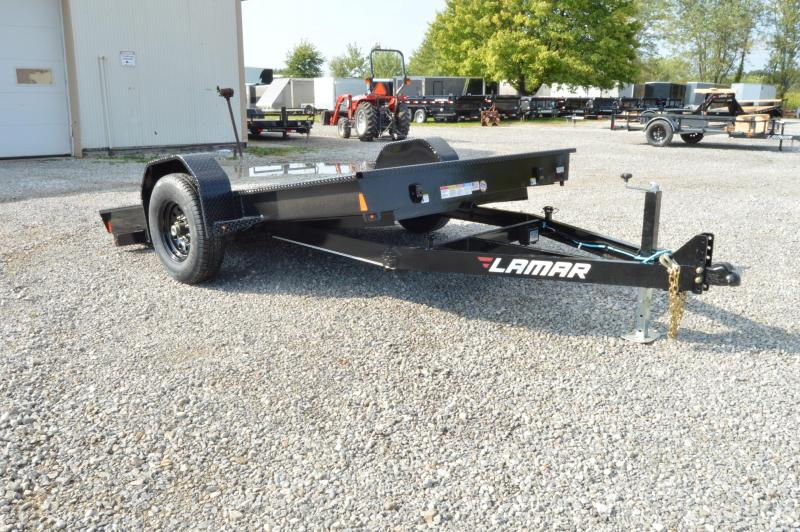 2020 Lamar Trailers 79x12 Scissor Hauler Equipment Trailer