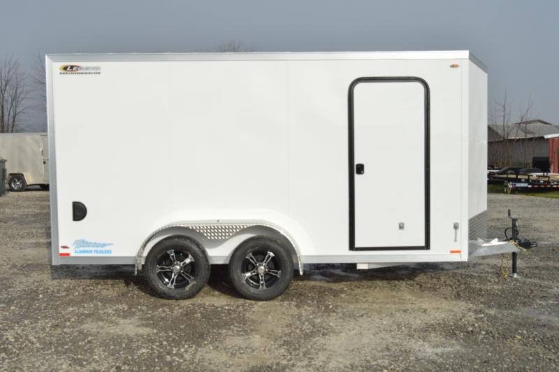 2019 Legend Manufacturing 7X16 Thunder- Enclosed Cargo Trailer
