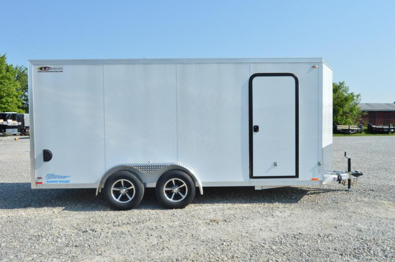 2020 Legend Manufacturing 7X18 TV Enclosed Cargo Trailer
