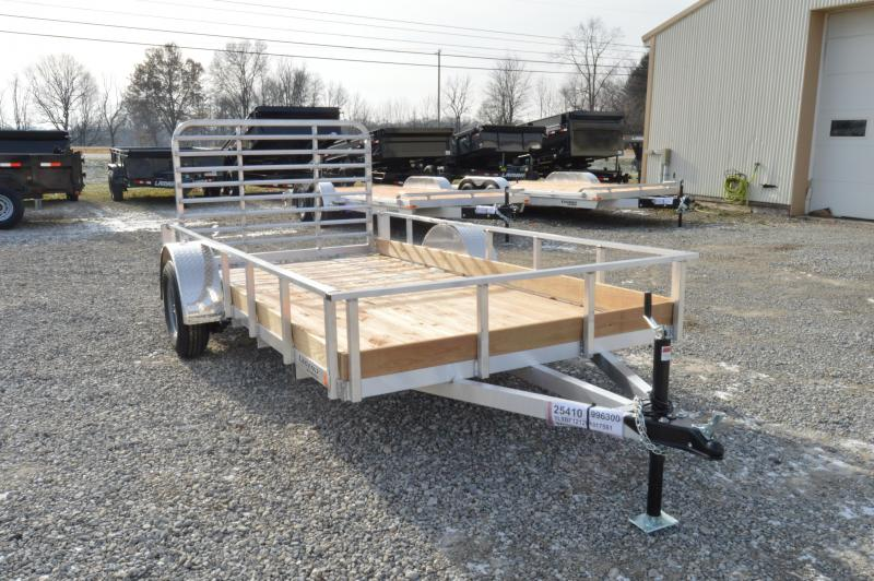 2020 Legend Manufacturing 6x12 Low Side Utility Trailer