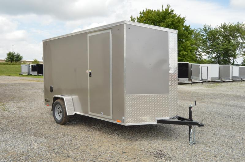 2020 Cargo Express 6X12 XLW SE Enclosed Cargo Trailer