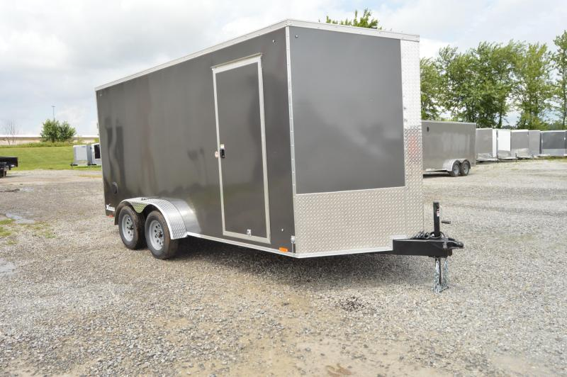 2020 Cargo Express  7X16 XLW SE Cargo Enclosed Trailer