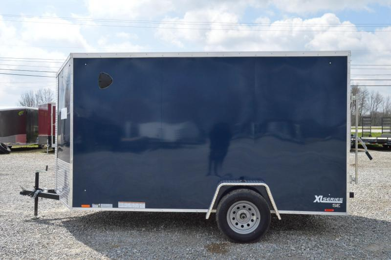 2021 Cargo Express 6X12 XLW SE SINGLE CARGO-BL Enclosed Cargo Trailer