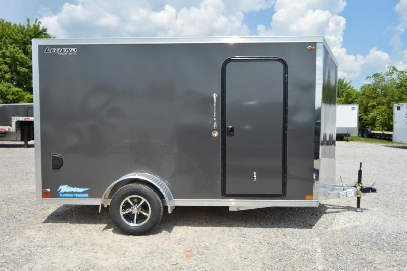 2020 Legend Manufacturing 7X14 EV Enclosed Cargo Trailer