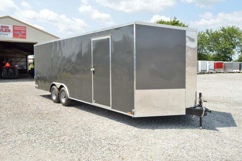 2020 Cargo Express 8.5X24 XLW Enclosed Cargo Trailer