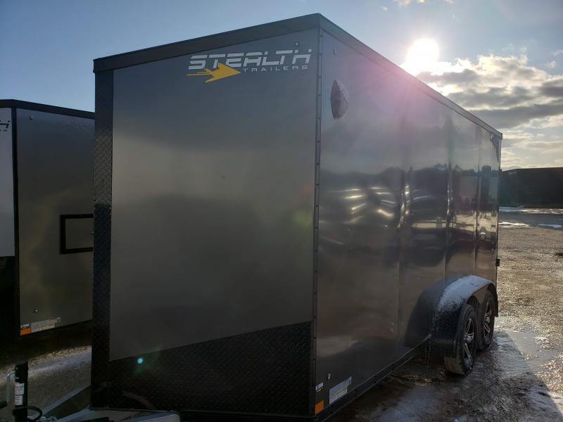 2021 Stealth Superlite Series 7x16