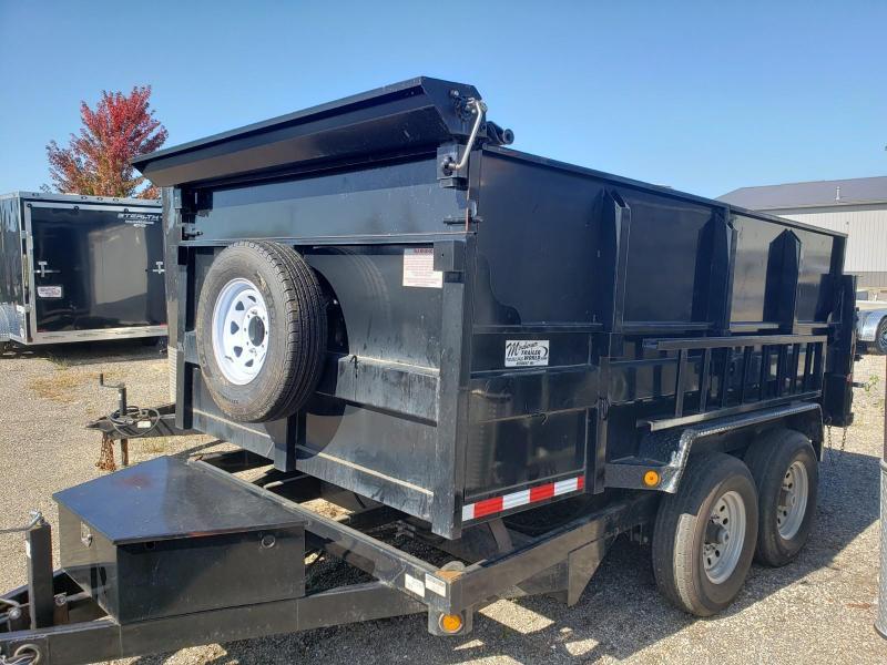 2016 Quality Steel 83x12 Dump