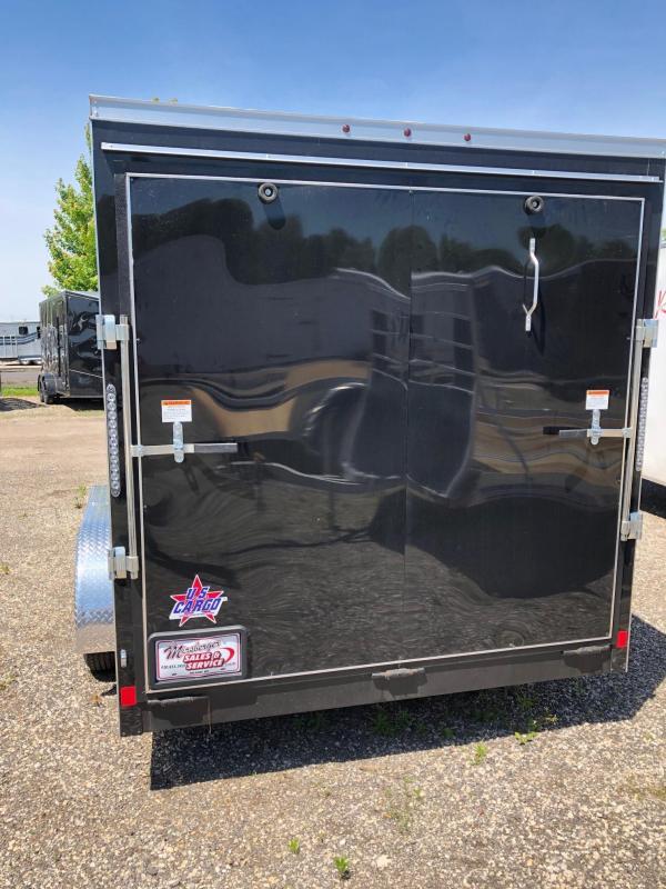 2020 Us Cargo 7x14 Enclosed