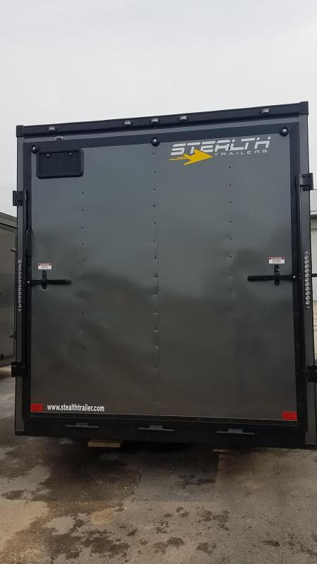 2020 Stealth Classic Series 7x12