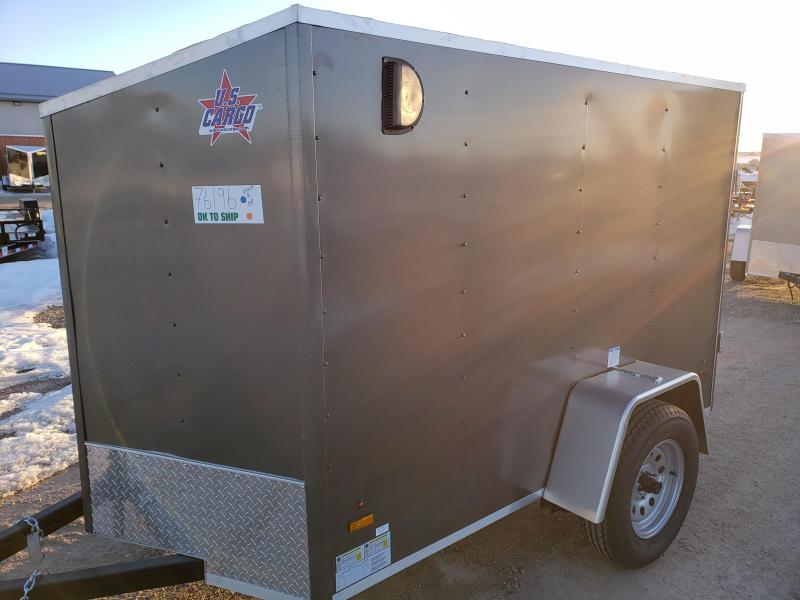 2020 Forest River Elite Series 5x8
