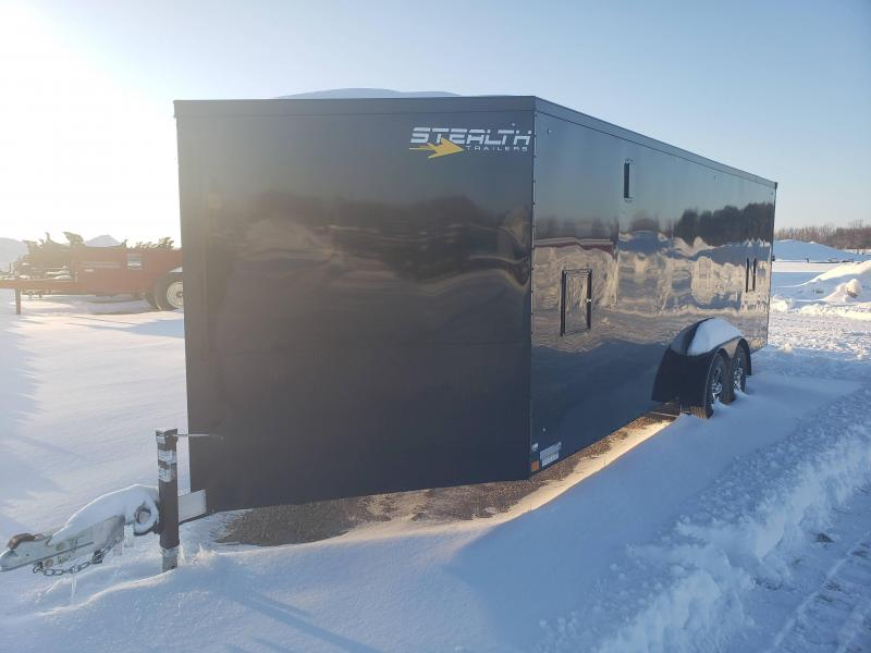 2021 Stealth Glacier Series 7x27