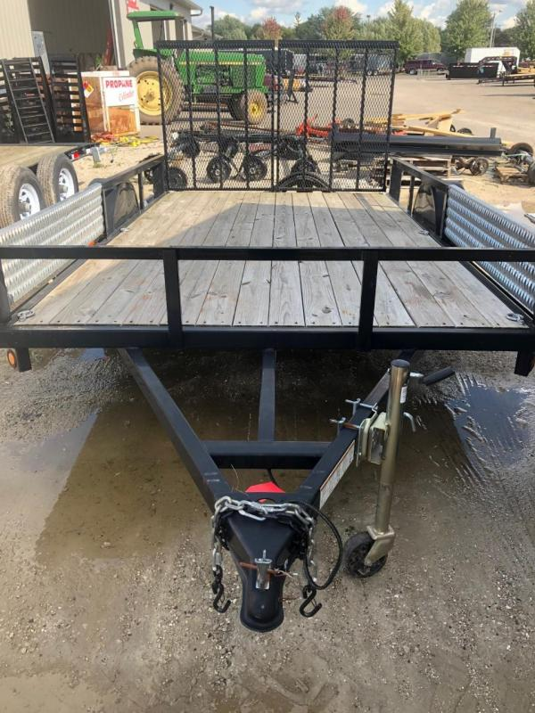2016 Rugged Terrain 83x12 Mco Steel