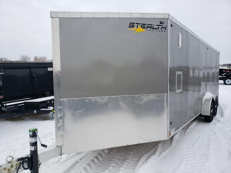 2020 Stealth Glacier Series 7x27