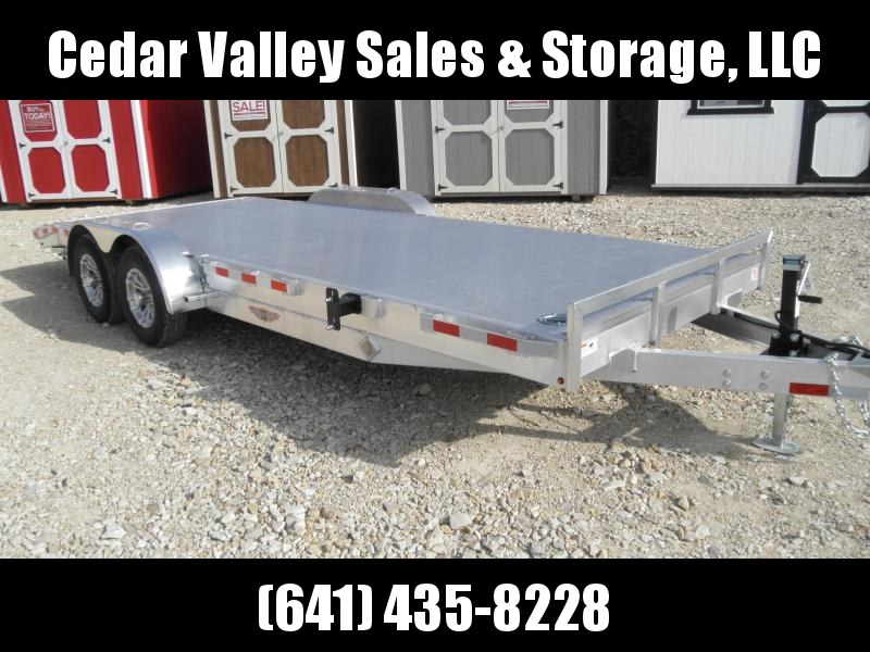 2020 H and H Trailer h8220hdad-100 Car / Racing Trailer loaded with options!