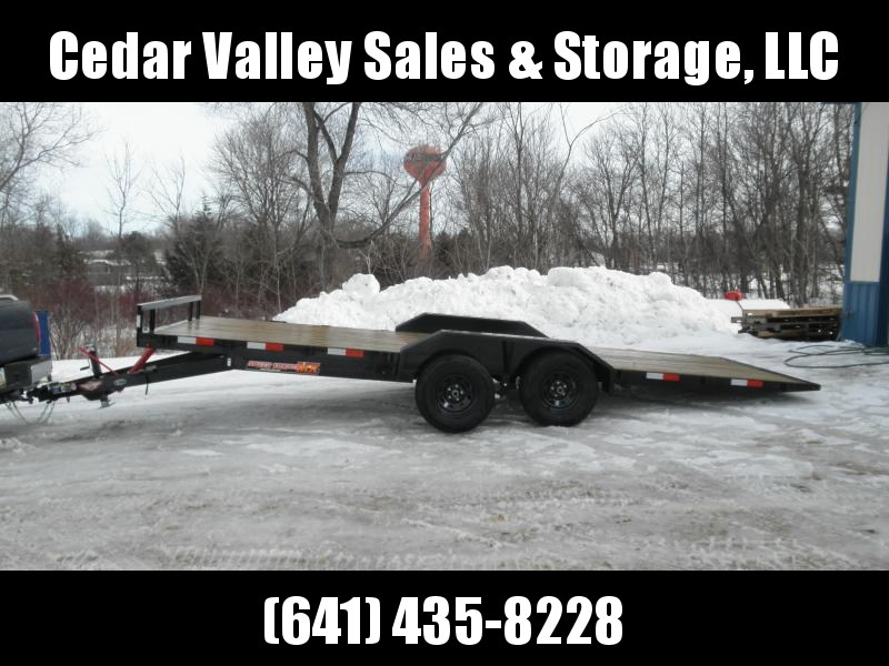 2020 H and H Trailer H8220MX-070 Car / Racing Trailer