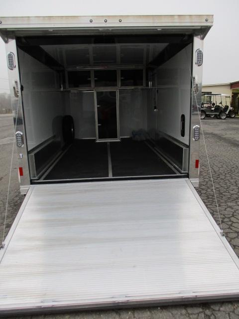 2019 Sundowner Trailers 14ft Motorcycle Trailer