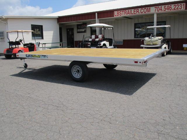 2020 Aluma 8414RT Raft Trailer Watercraft Trailer