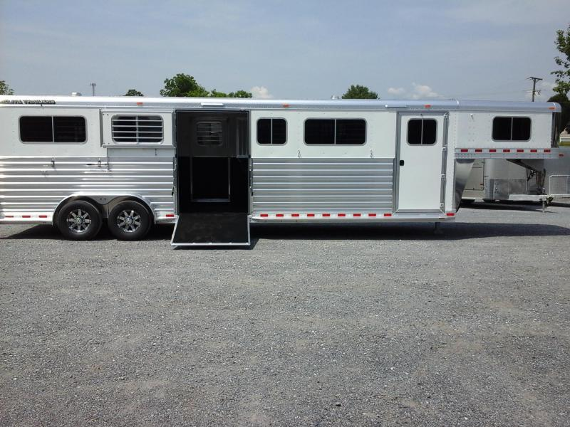 2019 Elite Trailers 4H HD-HD Horse Trailer