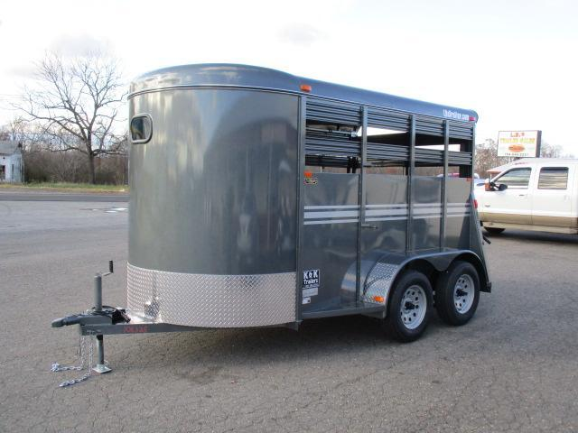 2020 Bee Trailers 12ft Livestock Trailer