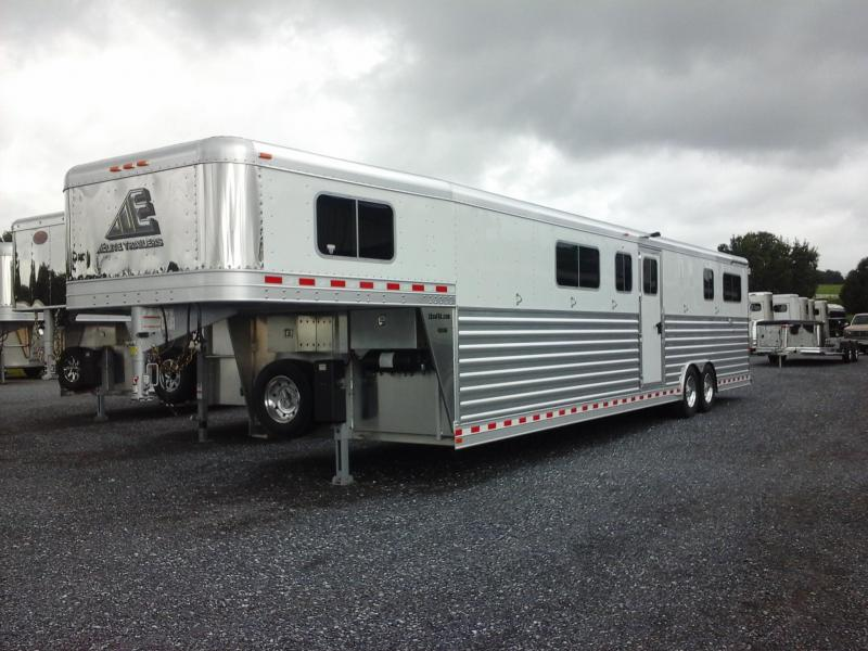 2019 Elite Trailers 6H HD-HD Horse Trailer
