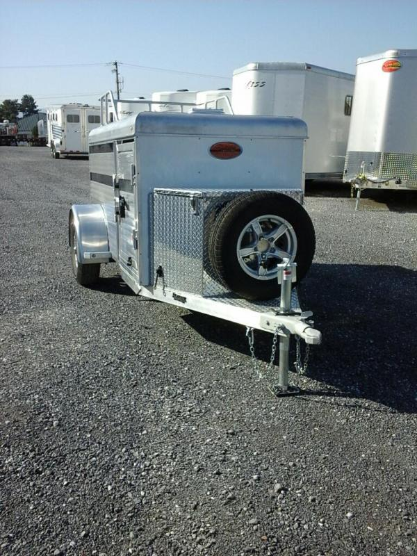 2020 Sundowner Trailers Mini Stock Livestock Trailer