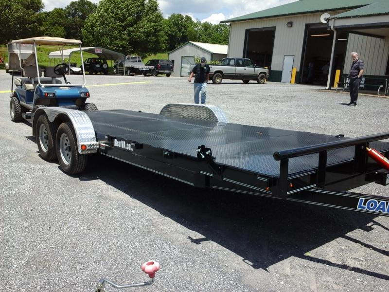 2017 Load Trail TM8320 Tilt Trailer