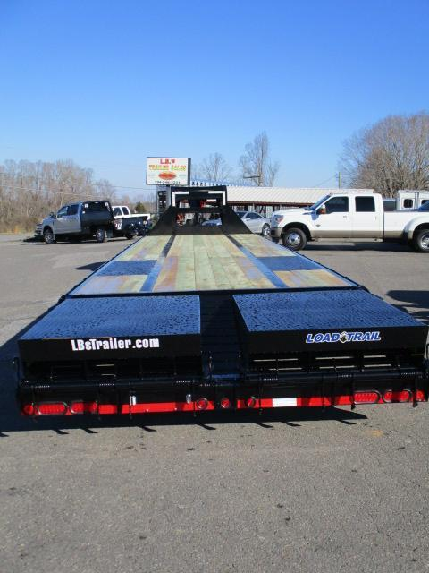 2019 Load Trail 102 x 40 Low Pro Equipment Trailer