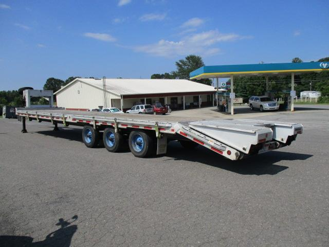2010 Felling Trailers 40' Equipment Trailer