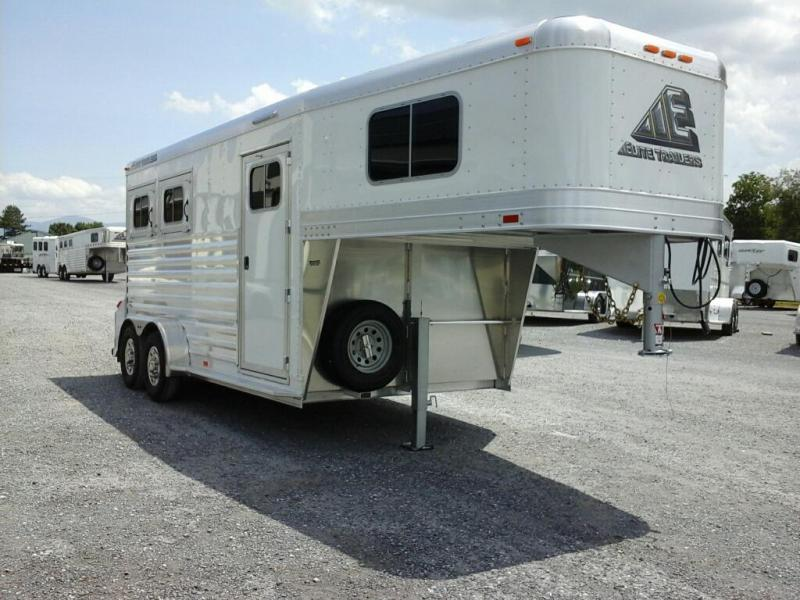 2020 Elite Trailers 2H SL GN Horse Trailer