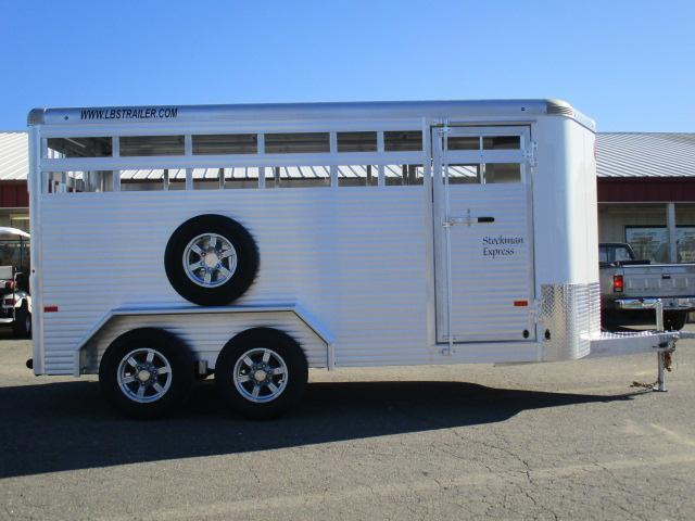 2020 Sundowner Trailers 16ft Stockman XP Livestock Trailer