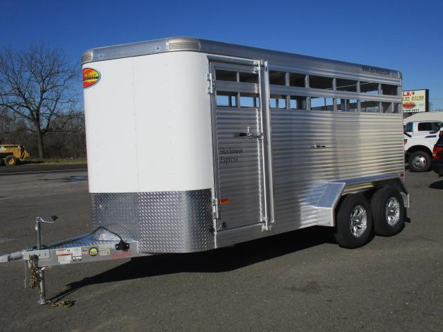 2020 Sundowner Trailers 16ft Stockman XP Livestock Trailer