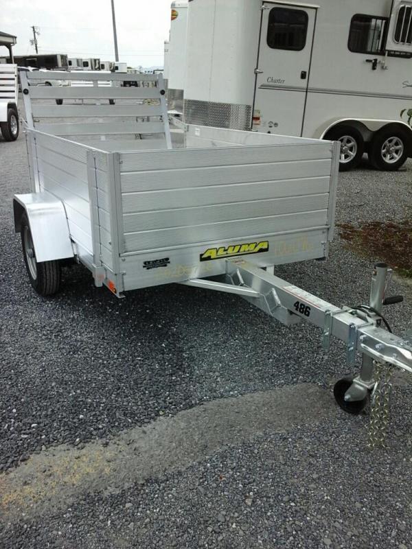 2020 Aluma 486 Utility Trailer