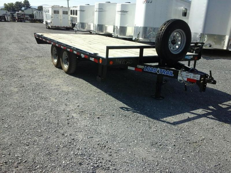 2019 Load Trail 102 X 16 Deckover BP Utility Trailer