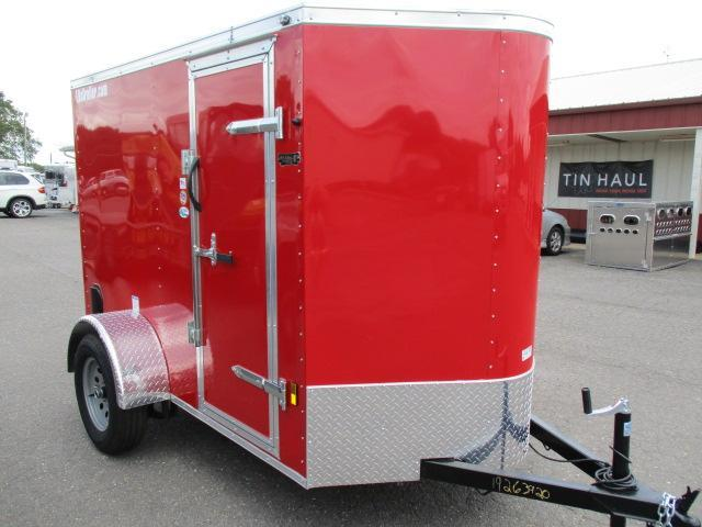 2020 Continental Cargo 5 X 8 Enclosed Cargo Trailer